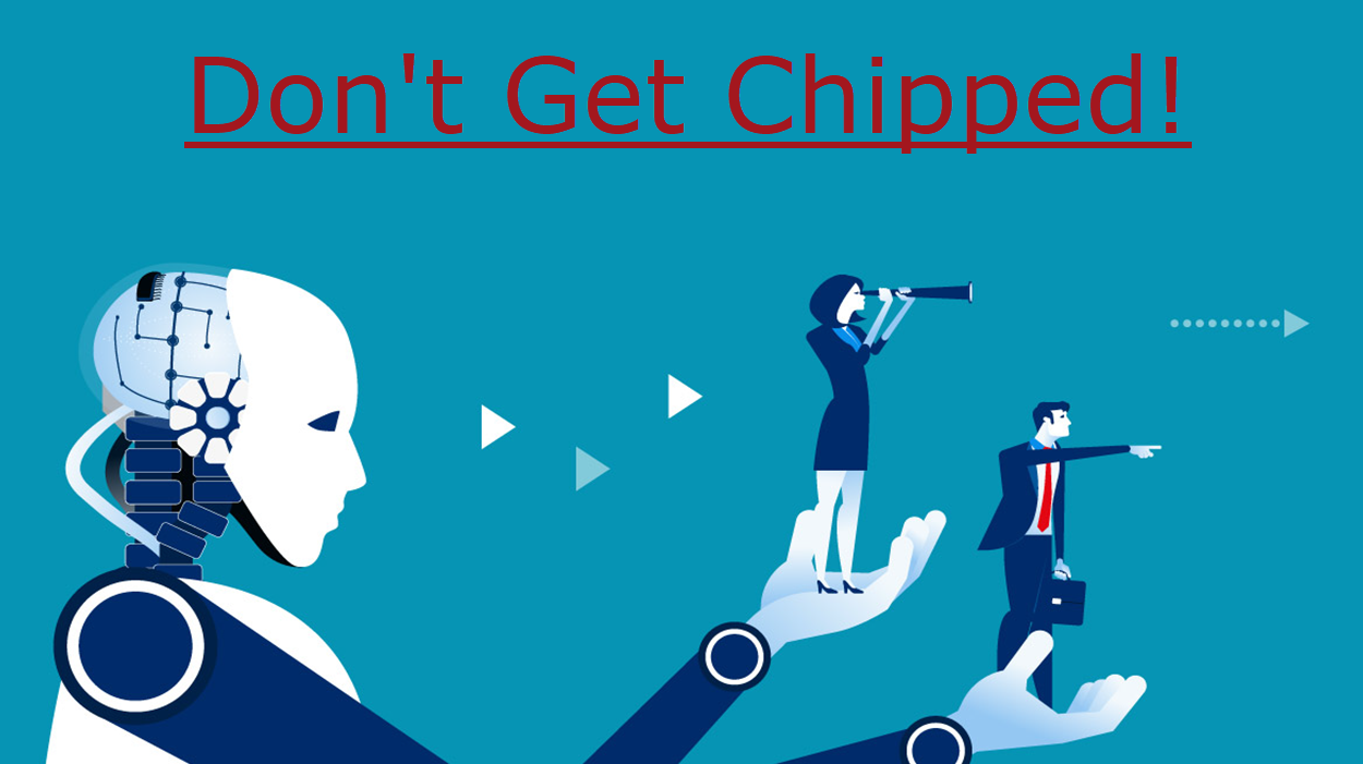 do not get chipped